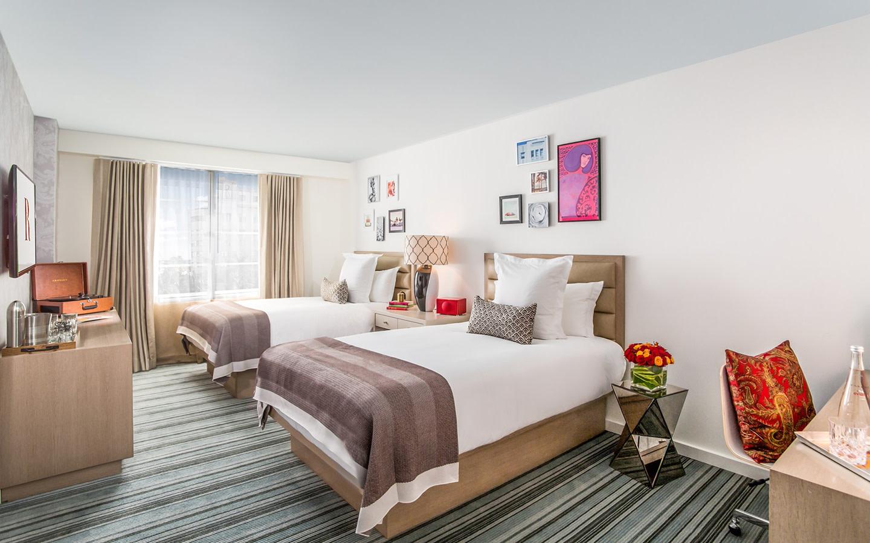 The Redbury Double Room