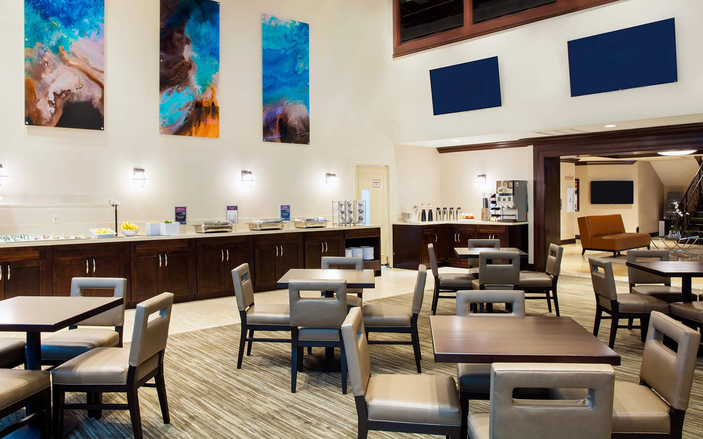 Hearth Room - Breakfast Area