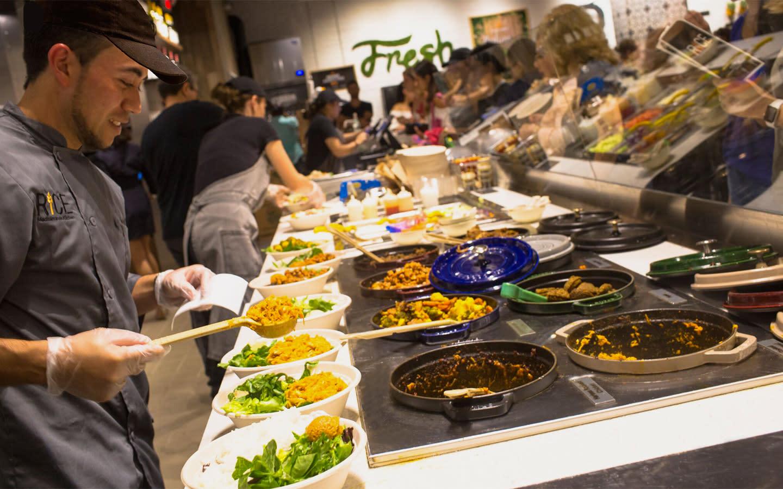 Rice Mediterranean Kitchen - North Miami
