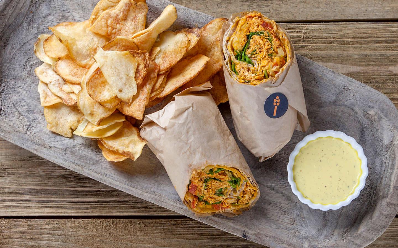 Rice Mediterranean Kitchen - Biscayne Boulevard