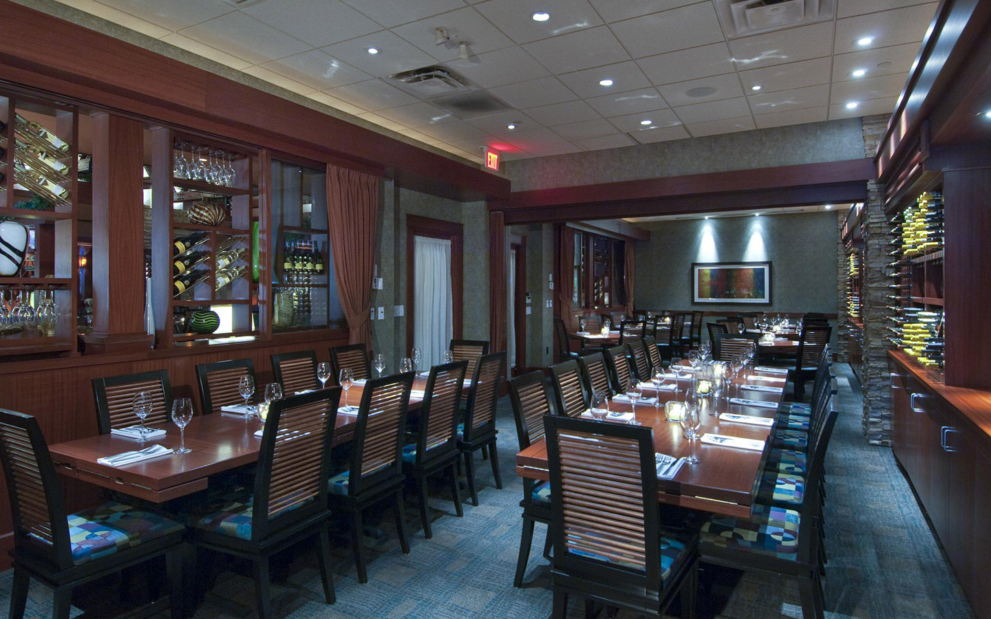 Seasons 52 Private Dining Rooms - Napa & Sonoma (combined)