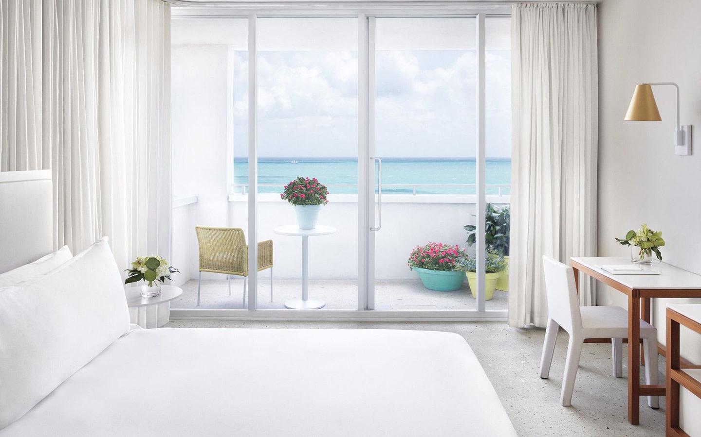 Shore Club Guest Room