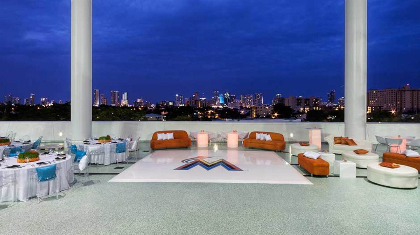 Skyline Terrace at Marlins Park