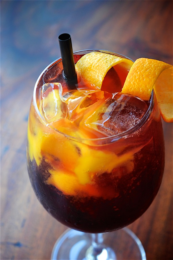 Red Sunset Sangria