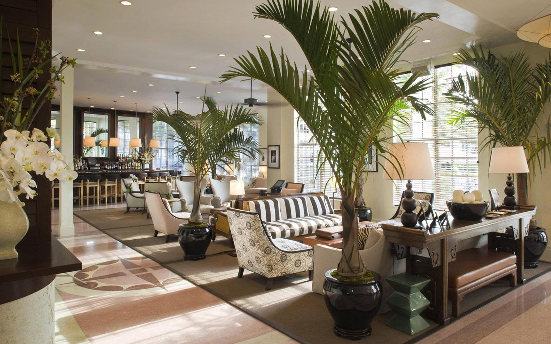 The Betsy - South Beach Lobby