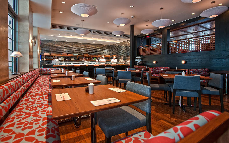 Blue Ribbon Sushi Bar & Gril