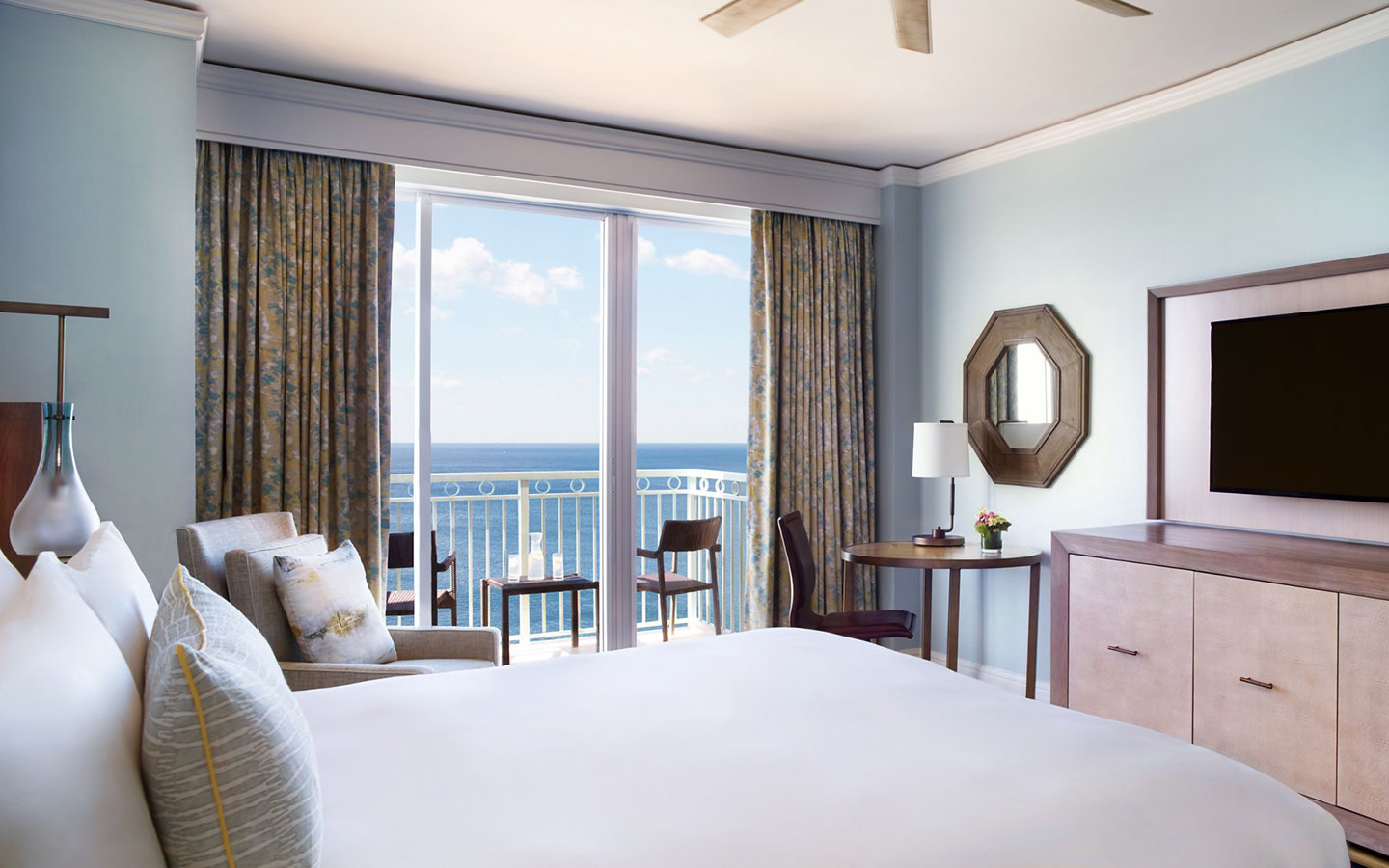 Island View Room with King Bed