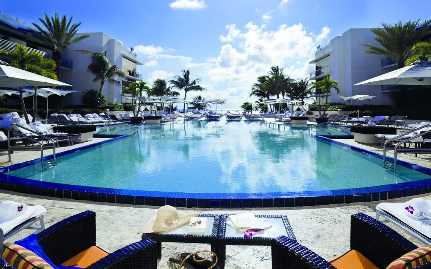 The Ritz-Carlton, South Beach pool