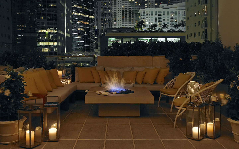 The Terrace at Edge Steak & Bar