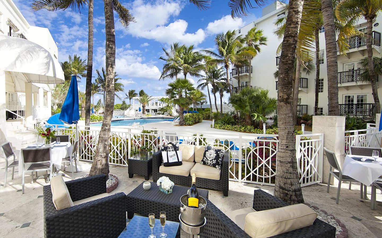 The Terrace at the Savoy Miami Beach