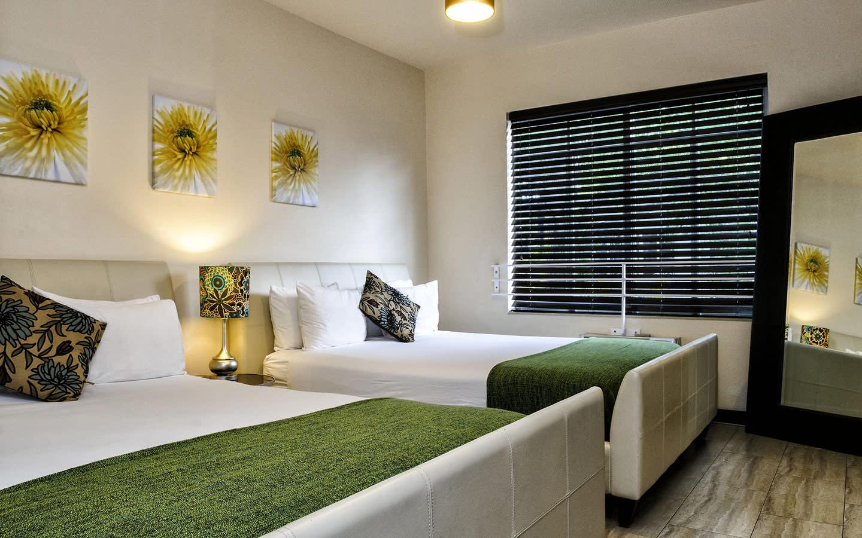 Tradewinds bedroom