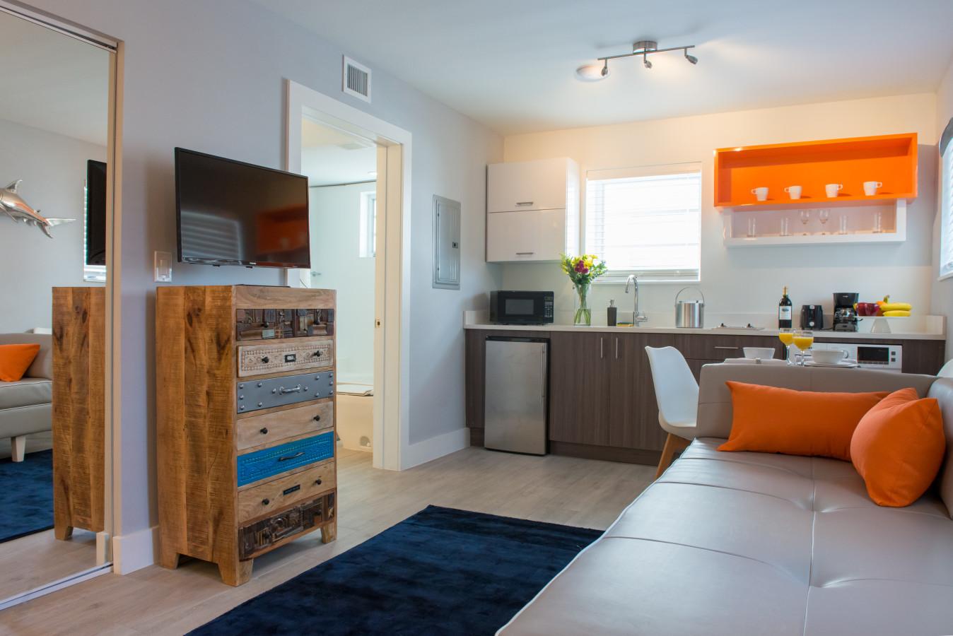 Seaside Apartment Hotel - Suite
