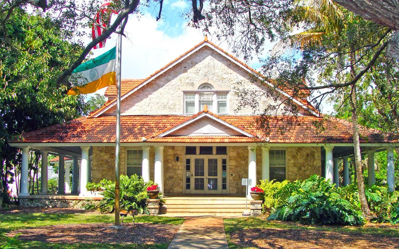 Coral Gables Merrick House