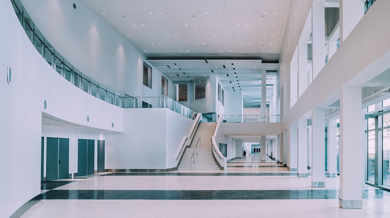 Miami Beach Convention Center Lobby
