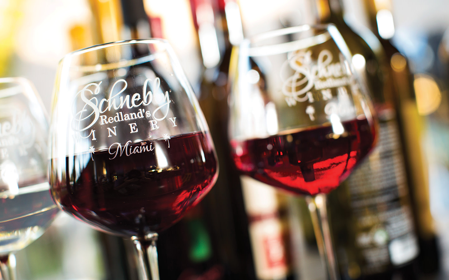 Schnebly winery tastings