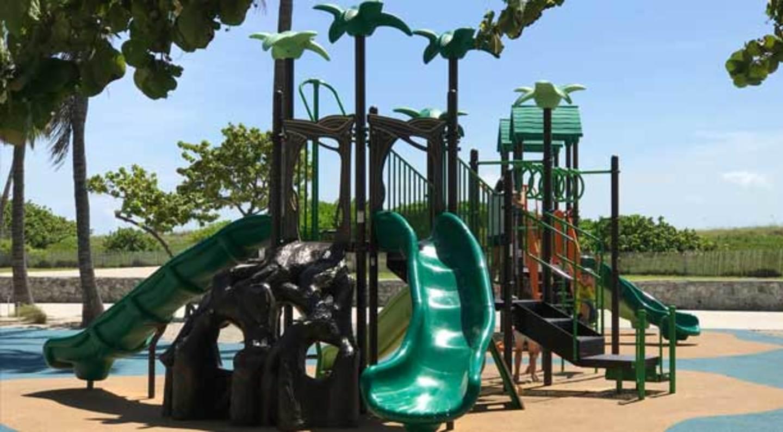 Family friendly Lummus Park