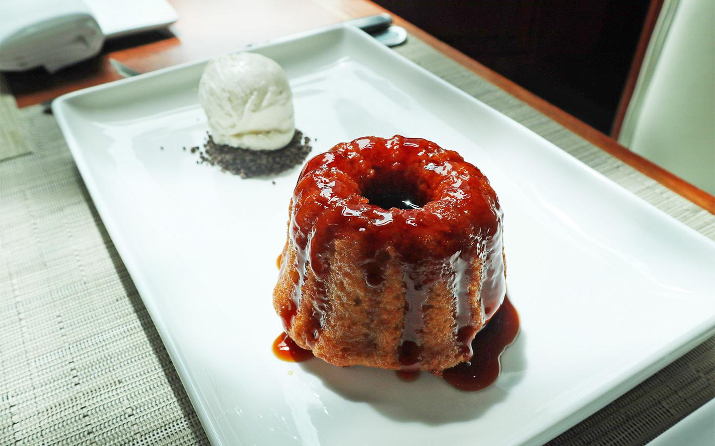 Miami Spice Dessert