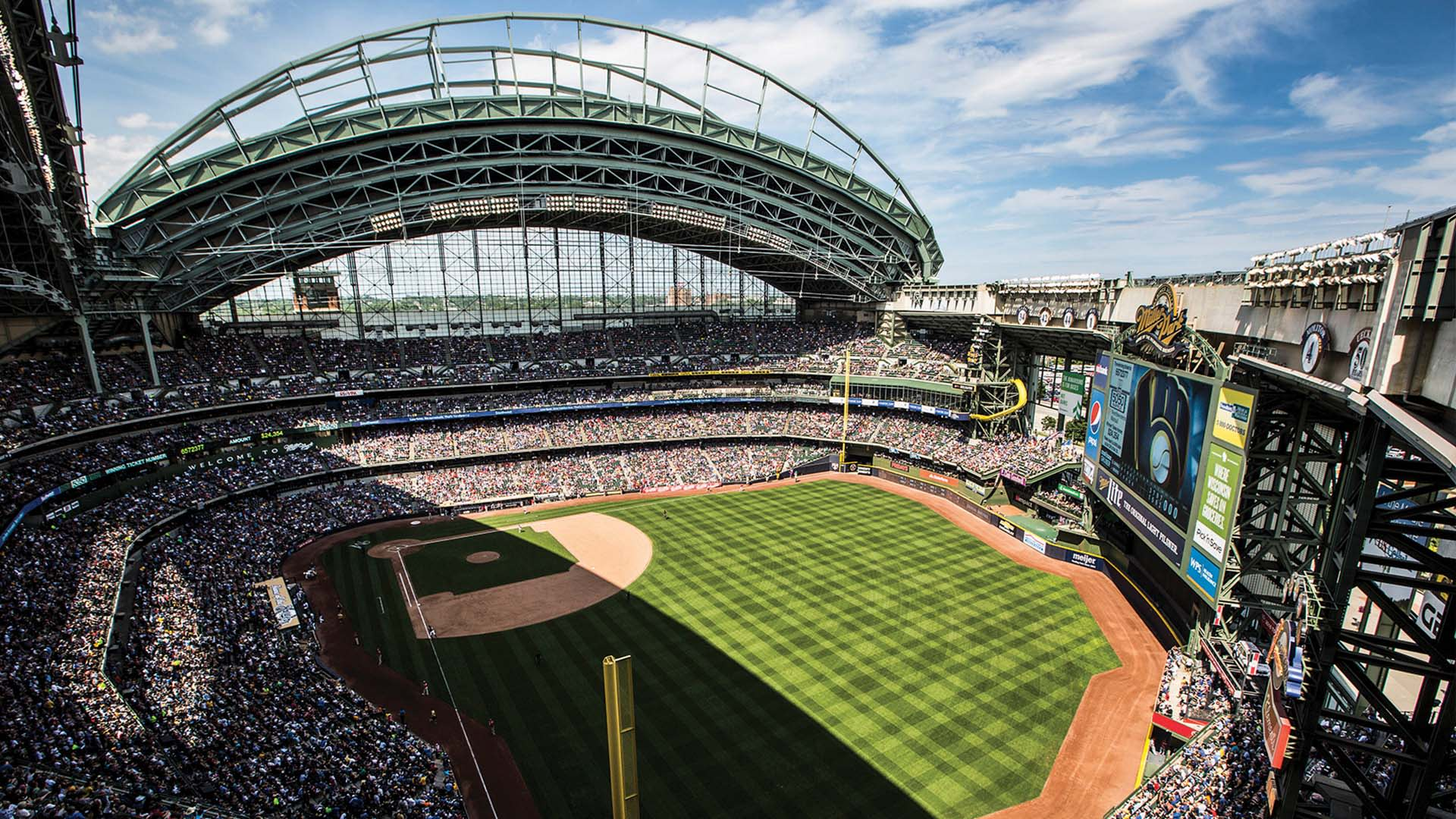 Miller Park Brewers Special Events Visit Milwaukee