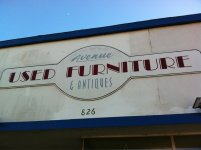 Avenue Used Furniture and Antiques