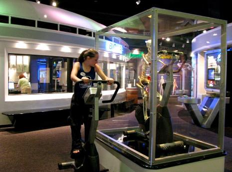 Gulf Coast Exploreum Science Center & IMAX® Dome Theater