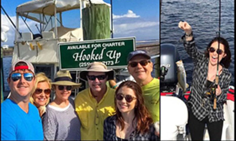 Hooked Up Inshore Charters