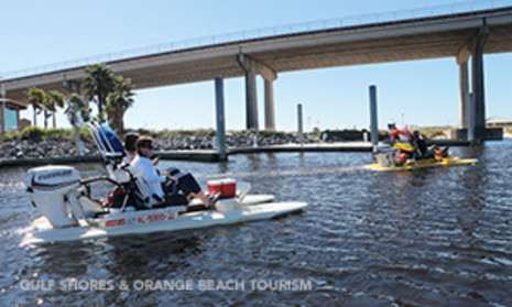 Orange Beach Cat Boat Tours