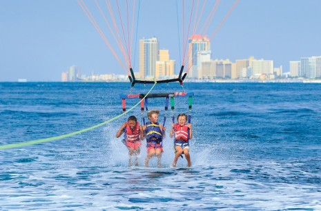 Chute for the Skye Parasail