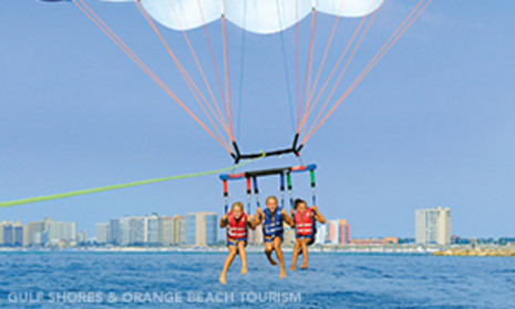 Chute for the Skye Parasail - SanRoc Cay
