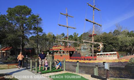 Pirates Island Adventure Golf