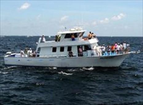 A-1 Charter/Outcast boat