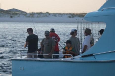 Alabama Girl Inshore Fishing Charters
