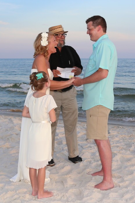 Beach Weddings and Photography by Biophilia Nature Center