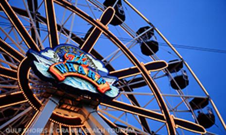 Ferris Wheel at The Wharf