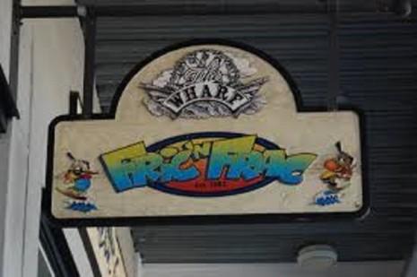 Fric-N-Frac at the Wharf