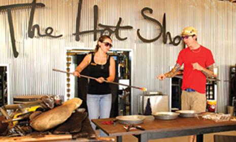 The Hot Shop at The Coastal Arts Center of Orange Beach