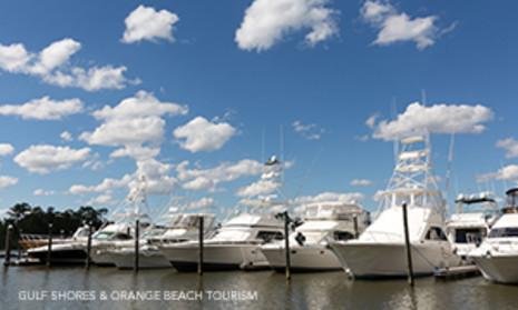 Saunders Yachtworks Orange Beach