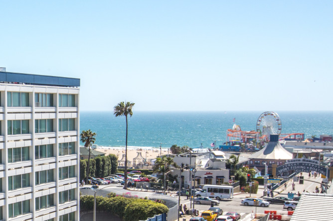 Wyndham Santa Monica - At The Pier