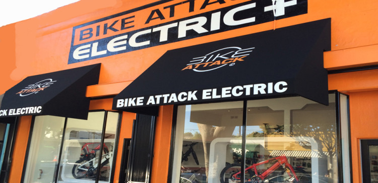 Bike Attack Electric