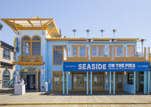 Seaside On The Pier Santa Monica