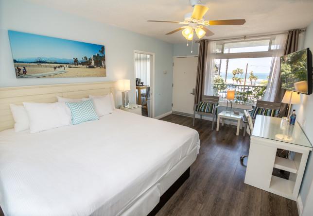 Bayside Hotel | Santa Monica