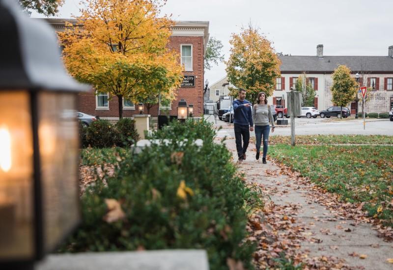 Historic Downtown Walking Tour
