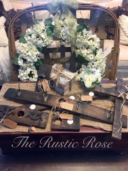 The Rustic Rose