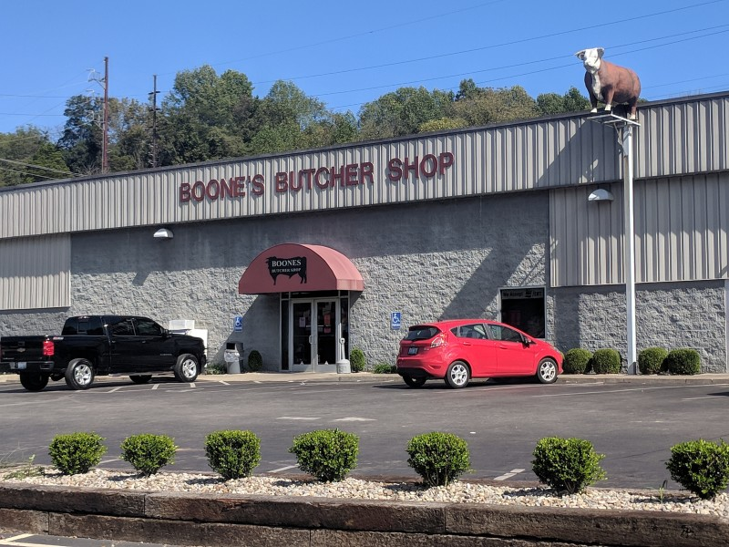 Boone's Butcher Shop