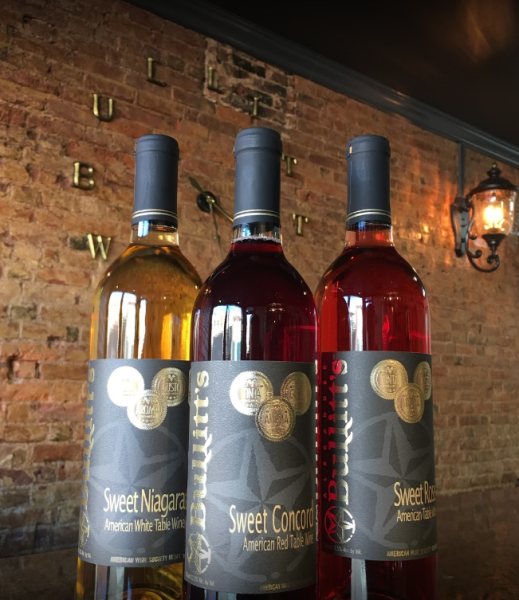 Bullitt's Winery & Bistro