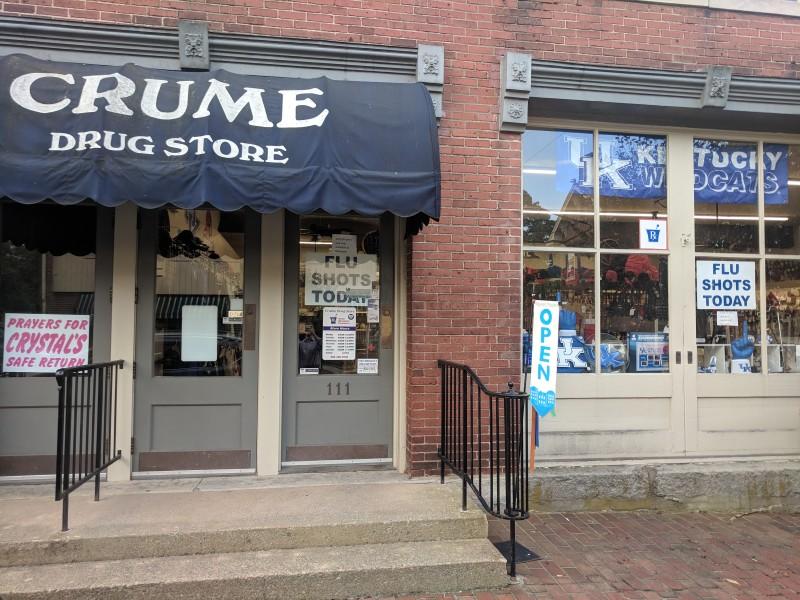 Crume Drug Store