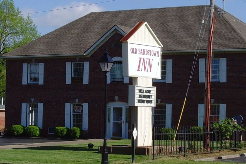 Old Bardstown Inn