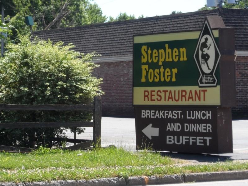 Stephen Foster Restaurant