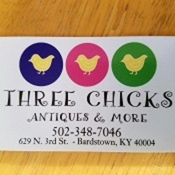 Three Chicks Antiques