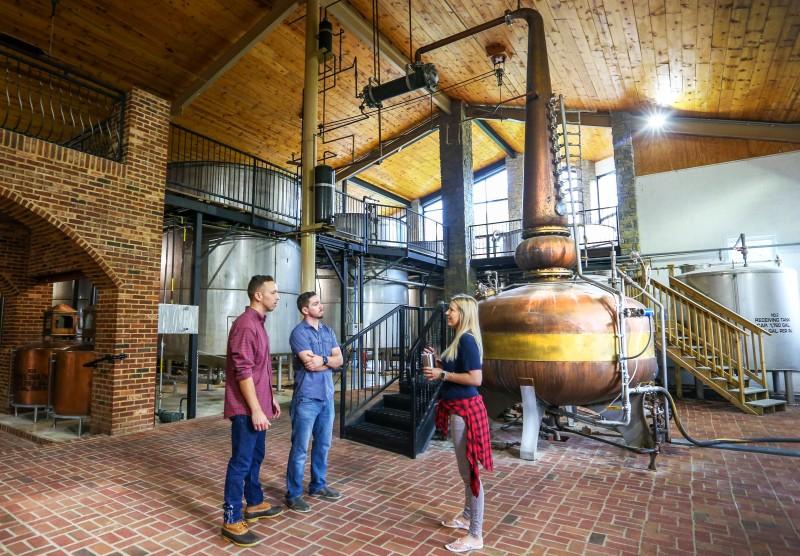 Willett Distillery Visitor Center & Whiskey Shop