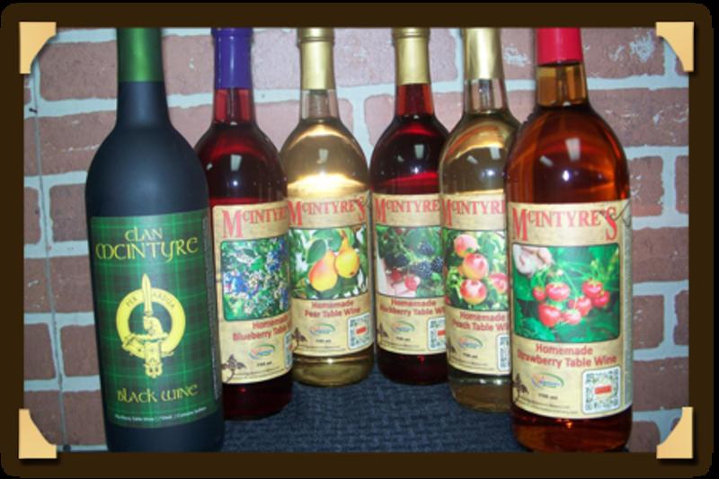 McIntyre's Winery & Berries
